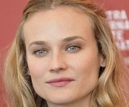 Quentin Tarantino Strangles Diane Kruger