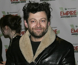 Andy Serkis replaces David Tennant in new John Landis Film
