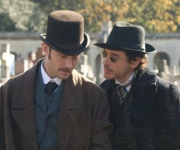 Holmes 2: Richie Back to Baker Street