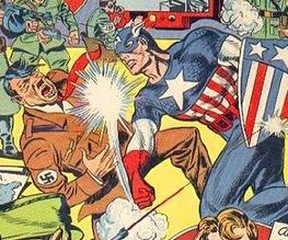 Captain America set for 2011