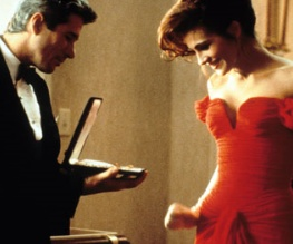 Pretty Woman Re-released For Valentine's Day