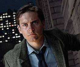 Tobey Swaps Spidey For.. Erm… Chess