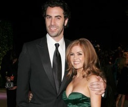 Sacha Baron Cohen And Isla Fisher Wed