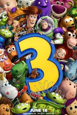 Toy Story 3 Final Poster Revealed