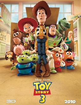 New Toy Story Poster Released