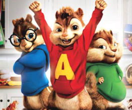 Alvin and the Chipmunks – Double Trouble: DVD Review