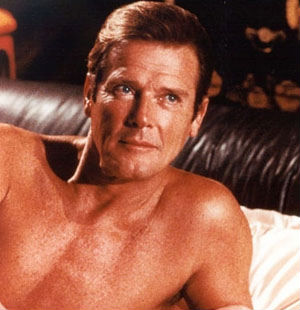 roger moore pic