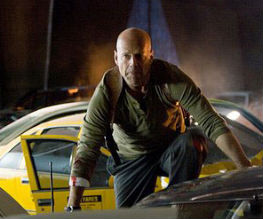 Die Hard With A Walking Stick – New Writer For Die Hard 5?