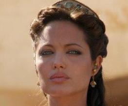 Angelina Jolie is Cleopatra