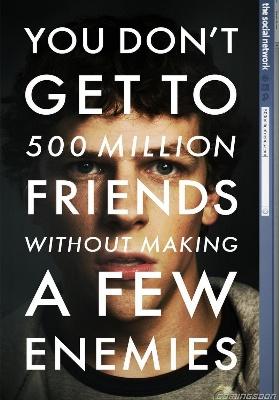 Social Network poster revealed