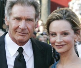 Harrison Ford marries Calista Flockheart