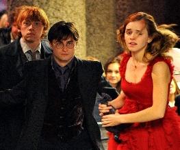 New Harry Potter trailer online