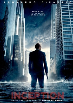 Inception and The Dark Knight – spot the difference