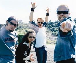 Metallica gig in cinemas