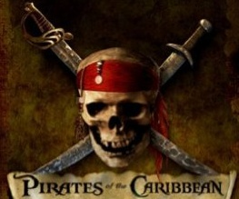 Pirates of Caribbean script found