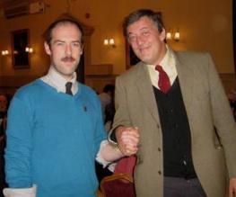 Stephen Fry reportedly splits from boyfriend