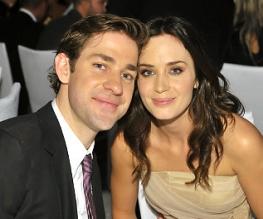 Emily Blunt weds John Krasinski in Italy