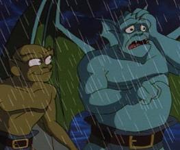 Disney's new project: Gargoyles!