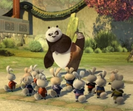 Kung Fu Panda: Secrets of the Furious Five DVD Review