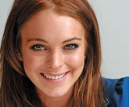 Lindsay Lohan jailed