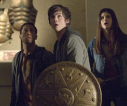 Percy Jackson And The Lightning Thief: DVD Review