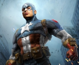 Captain America set to clean up Manchester