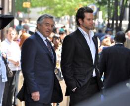 De Niro and Cooper on honeymoon?
