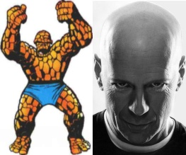 Willis may join Fantastic Four cast
