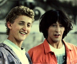 Bill and Ted 3? Excellent!