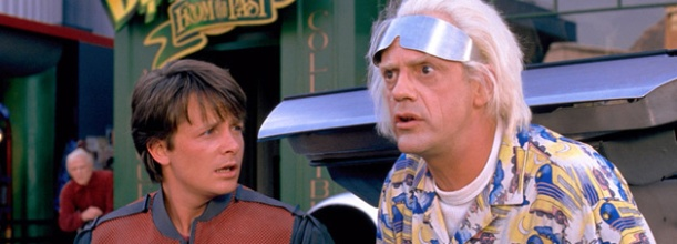Back to the Future – popping the time bubble