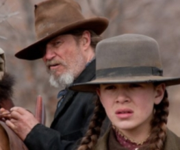 Jeff Bridges has True Grit in new Coen brothers trailer.
