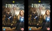 Win: Fringe Season 2 Boxset DVD