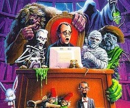 Goosebumps books to be made into live-action film!