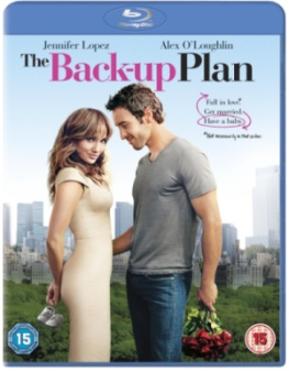 The Back-up Plan Blu Ray