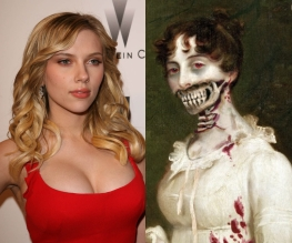 David Slade and Scarlett Johansson for Pride and Prejudice and Zombies?