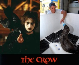 Mark Wahlberg to star in Crow remake?