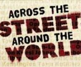 Across The Street, Around The World Festival