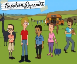 Napoleon Dynamite will be TV Series!  Gosh!