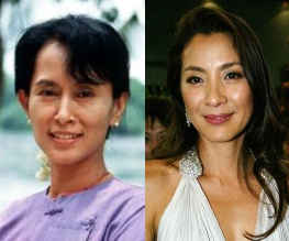 Michelle Yeoh to star in Aung San Suu Kyi biopic
