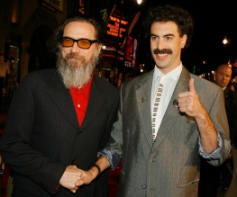 Director Charles signs up to new Sacha Baron Cohen film.
