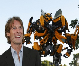 Michael Bay has 3D ants in his pants.