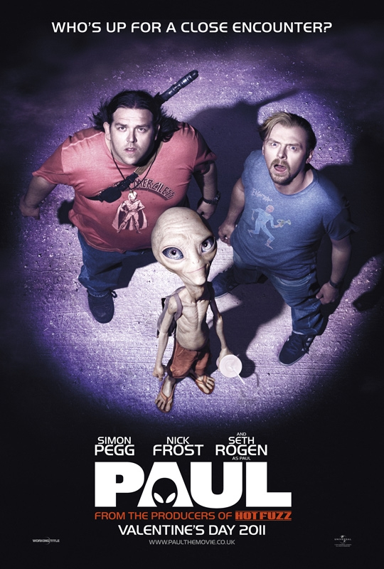 Paul lands its first official poster