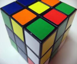 The Rubik's Cube Is Ready For Its Close Up