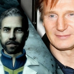 Movie actors in video games