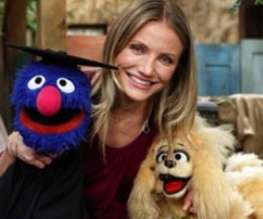 Cameron Diaz to star in new Muppet film?
