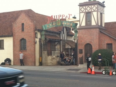 First shots from new Muppet movie