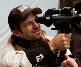 Zack Snyder looking for Superman