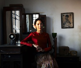 First stills of Michelle Yeoh in The Lady