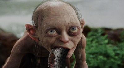 Top 20 Most Irritating Movie Characters of All Time Part 2  10-1 Gollum Funny Moments