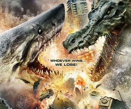 New jaw-dropping trailer for Mega Shark versus Crocosaurus